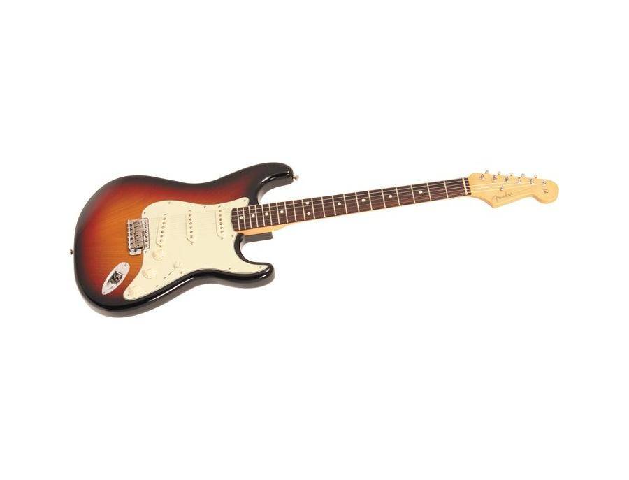 Fender American Vintage '62 Hot Rod Stratocaster 3 Tone Sunburst
