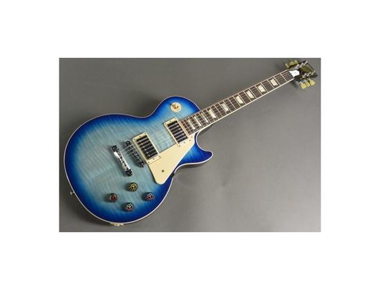 Gibson Les Paul Peace Tranquility Blue Burst