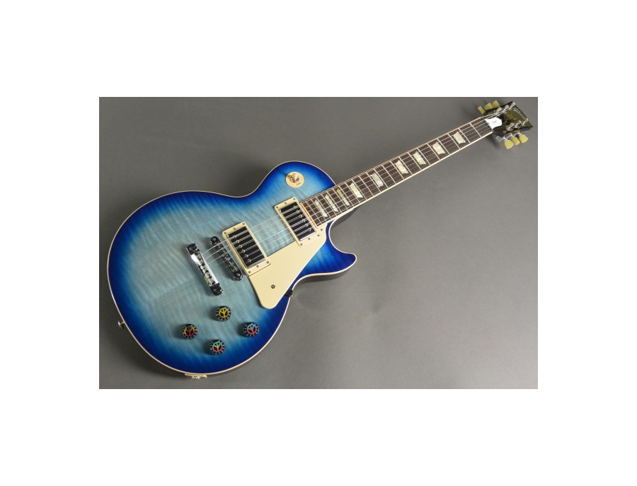 Gibson Les Paul Peace Tranquility Blue Burst