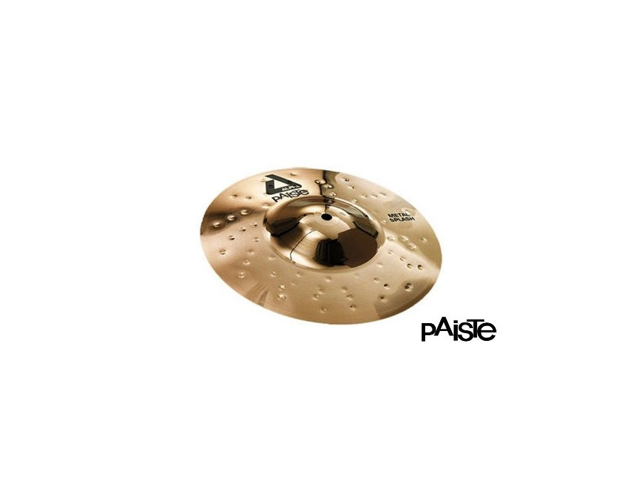 Paiste Alpha Metal Splash 10 Br Brillant