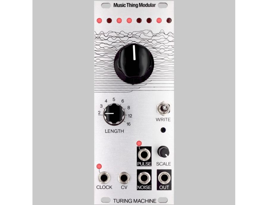 Music Thing Modular Turing Machine MKII