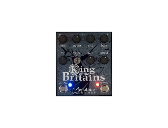 Menatone King of the Britains 7 knobs