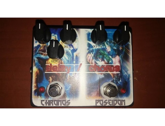 AB Electronics Chronos and Poseidon (Analog Delay - Chorus)