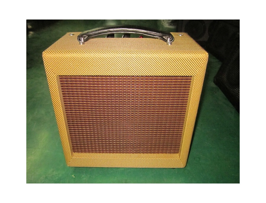 Hand wired all tube guitar amp, 5W / Harmonica Blues Amp