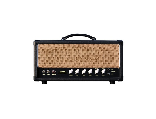 Hand wired all tube guitar amp head, 50W