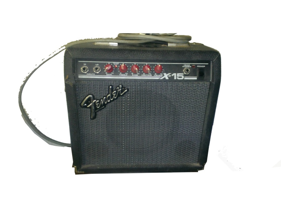 Fender X-15 Guitar Amp
