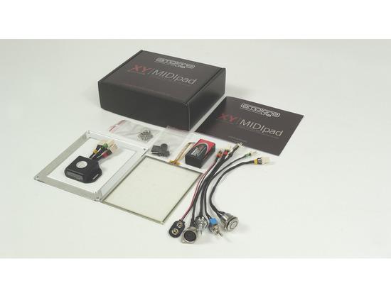 XY MIDI Pad Midi Controller