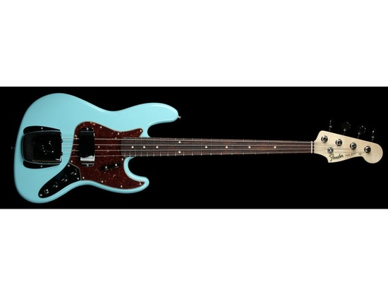 Fender Custom Shop '64 Jazz Bass NOS