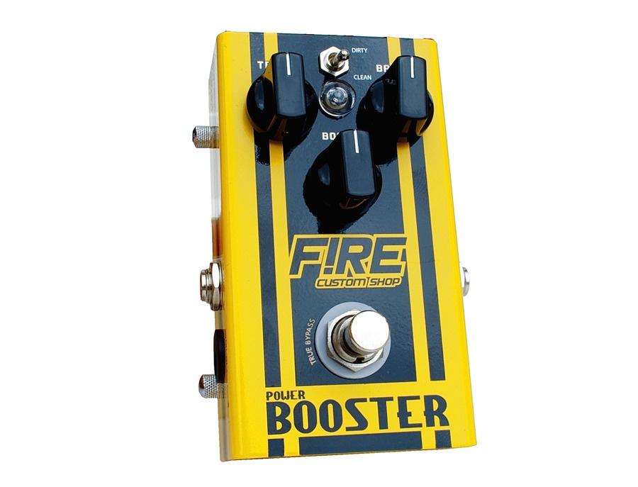 Fire Custom Shop Power Booster