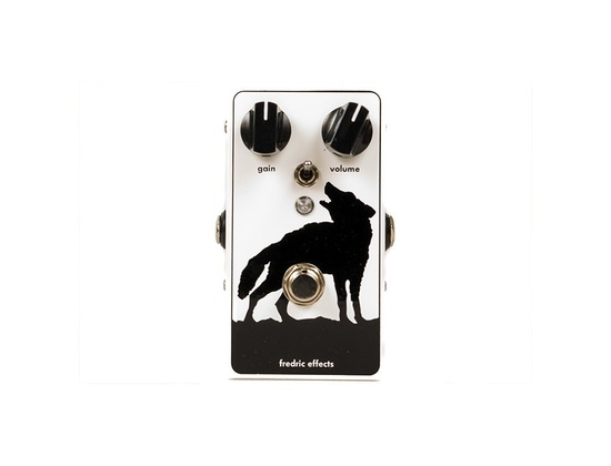 Fredric Effects Grumbly Wolf