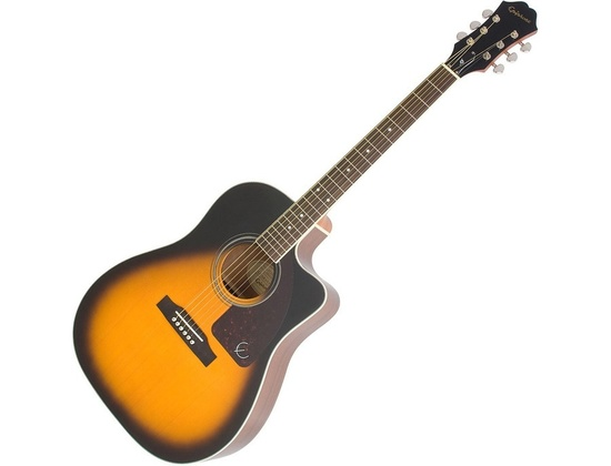 Epiphone AJ Electric-Acoustic Guitar