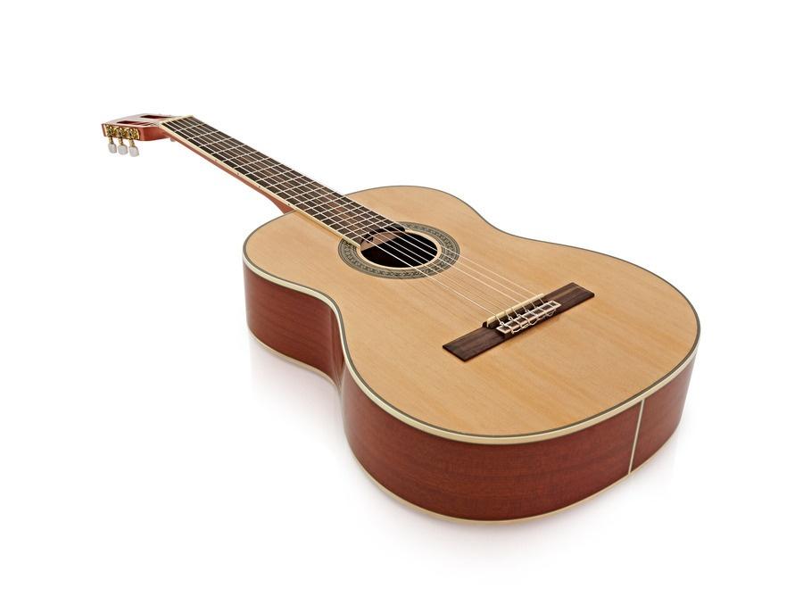 Gear4music classical acoustic guitar xl