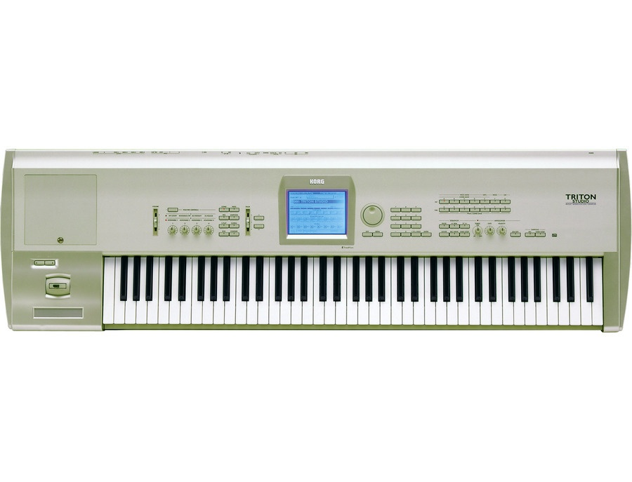Korg TRITON Studio 76-Key Workstation
