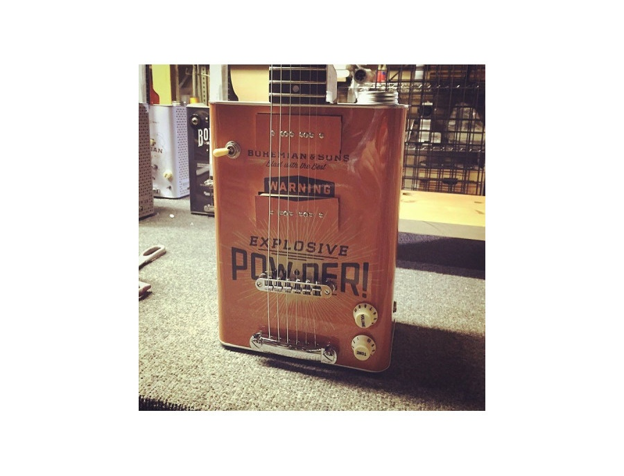 Bohemian Boho TNT Electric Guitar