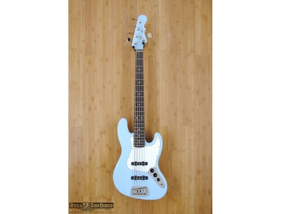 G&L JB5 Five String Bass Guitar