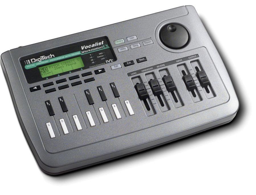 DigiTech Vocalist Workstation