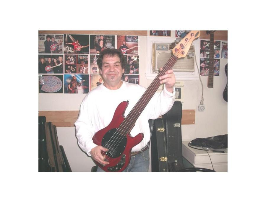 JLB Fretless bass