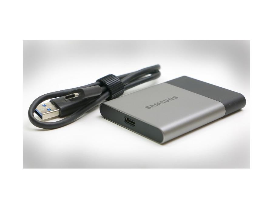 Samsung T3 SSD (1TB)