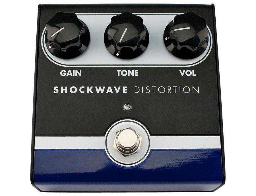 Jet City Amplification Shockwave Distortion Guitar Effects Pedal