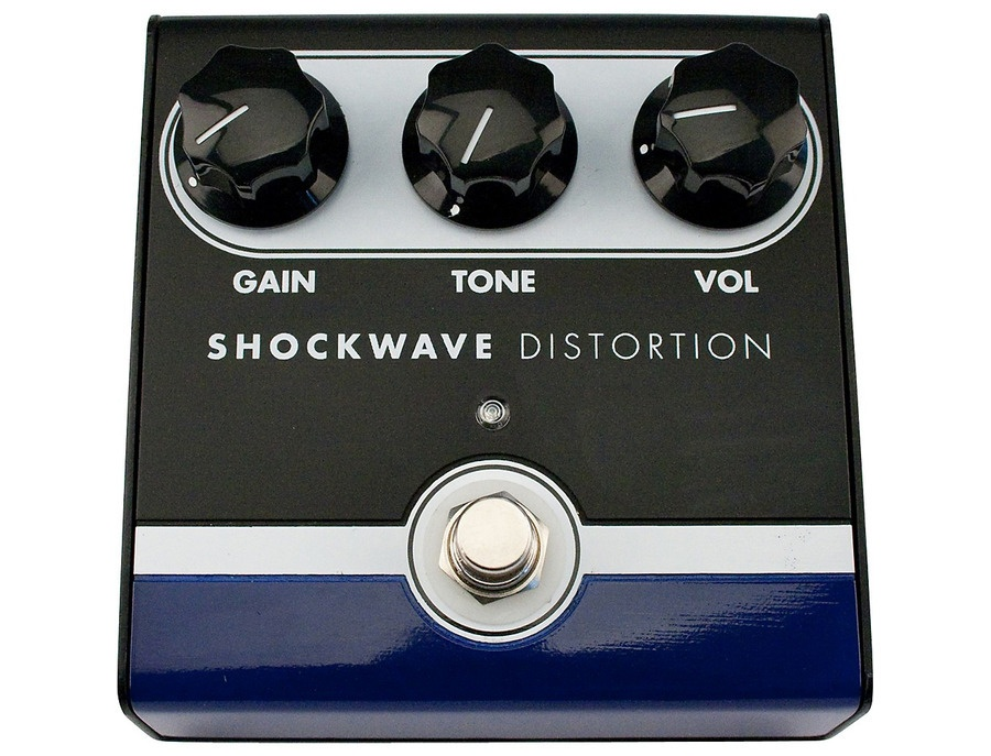 Jet City Amplification Shockwave Distortion Guitar Effects Pedal