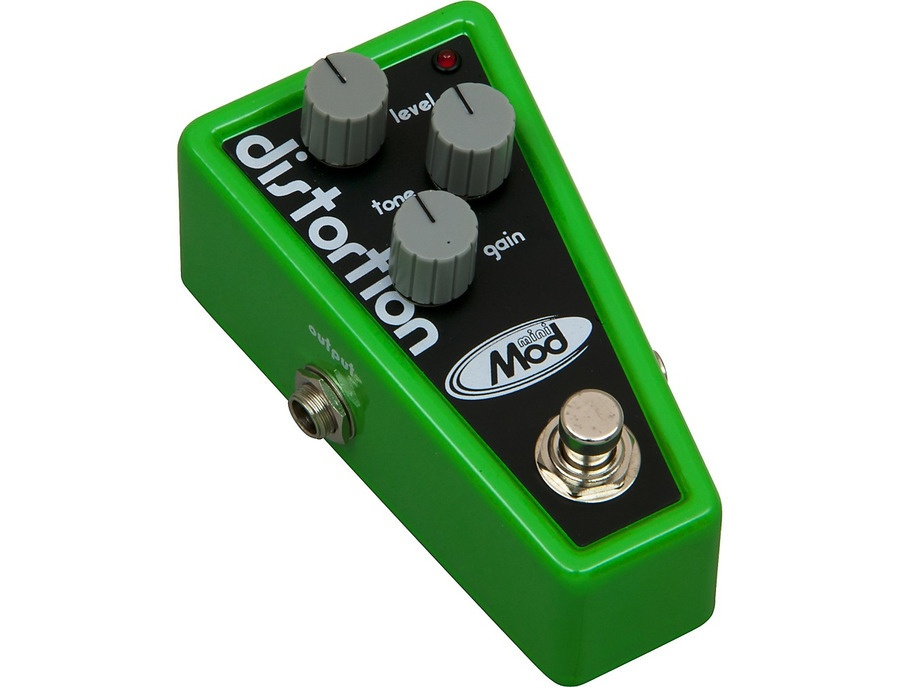 modtone mini mod distortion guitar effects pedal reviews prices equipboard. Black Bedroom Furniture Sets. Home Design Ideas