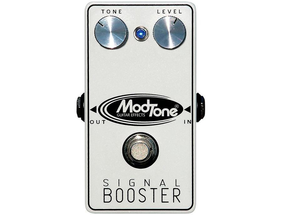 Modtone Signal Booster Guitar Pedal