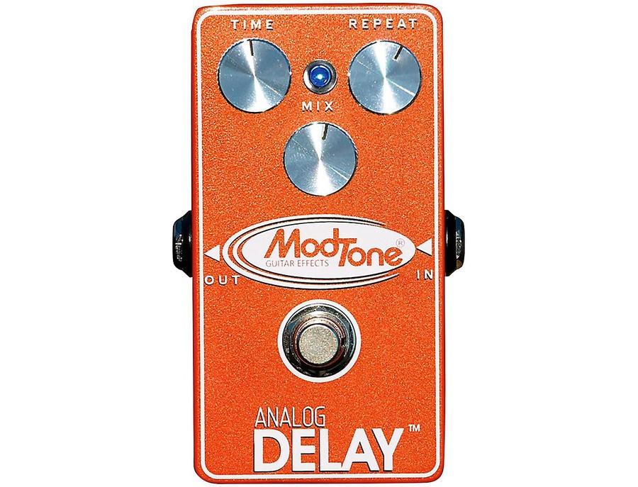 Modtone Analog Delay Guitar Pedal