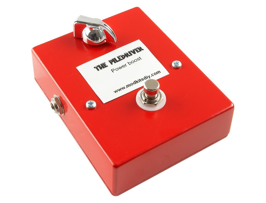 Mod Kits DIY The Piledriver Power Boost Effects Pedal Kit
