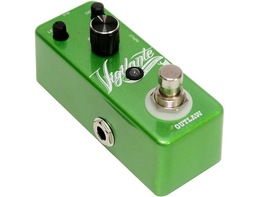 Outlaw Effects Vigilante Guitar Chorus Pedal
