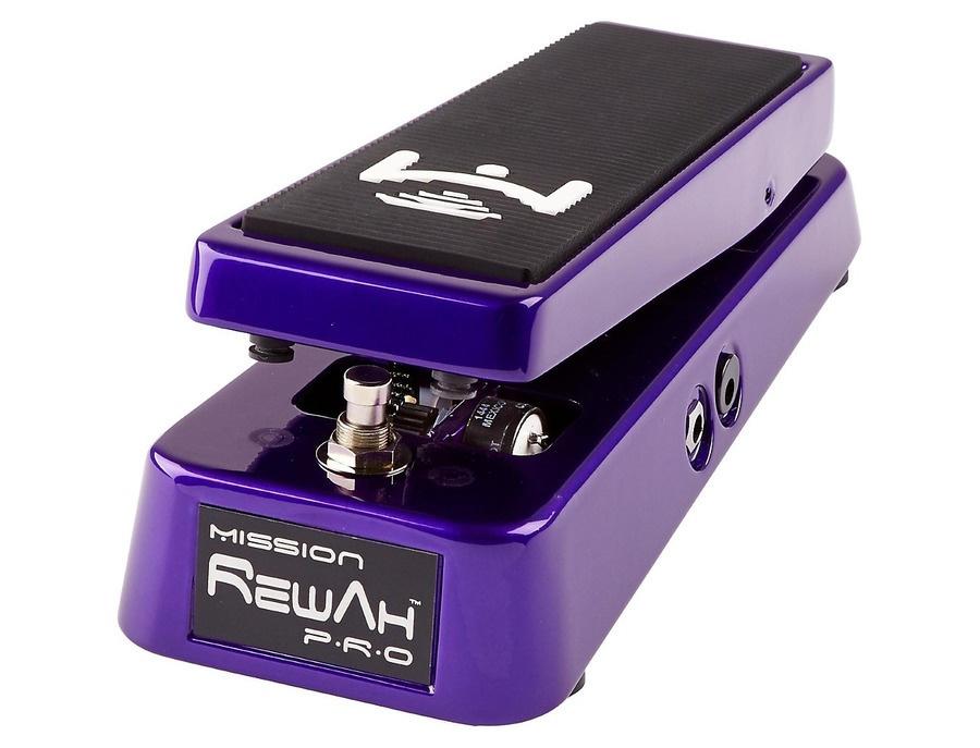 Mission Engineering Rewah Pro Guitar Pedal