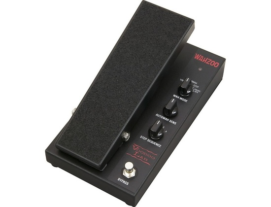 Voodoo Lab Wahzoo Guitar Effects Pedal