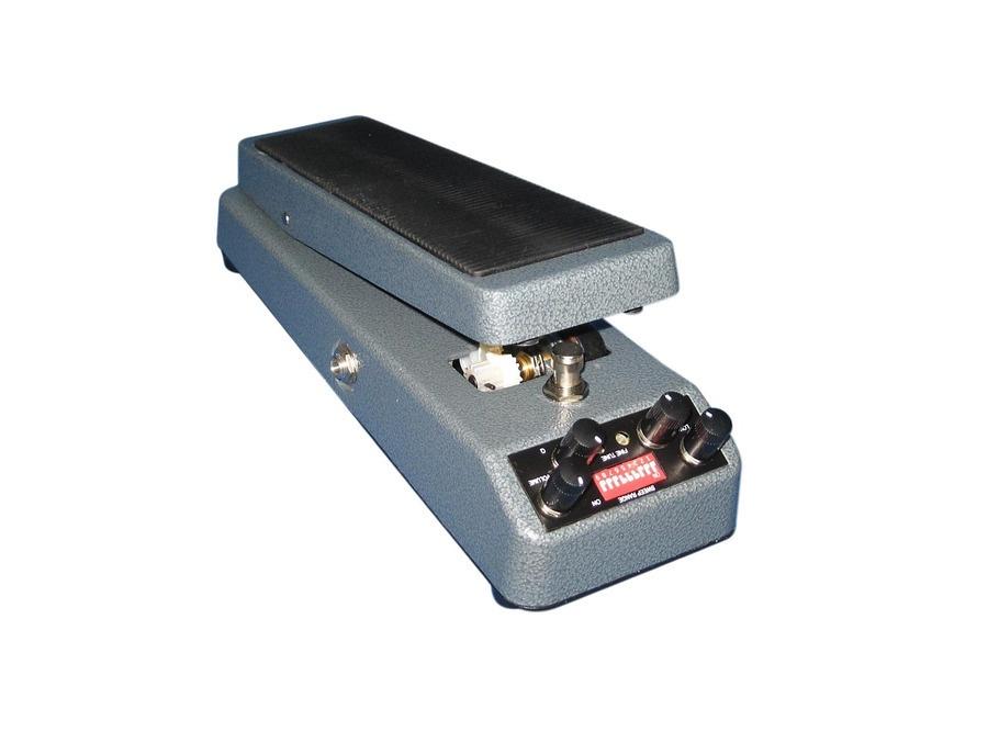 Real McCoy Custom Tunable Wah-Wah pedal