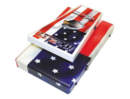 Morley Steve Vai Liberty Wah Guitar Effects Pedal American Flag