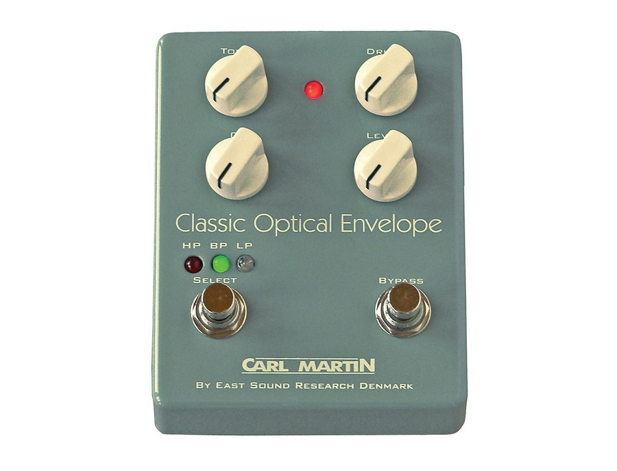Carl Martin Classic Optical Envelope Guitar Effects Pedal