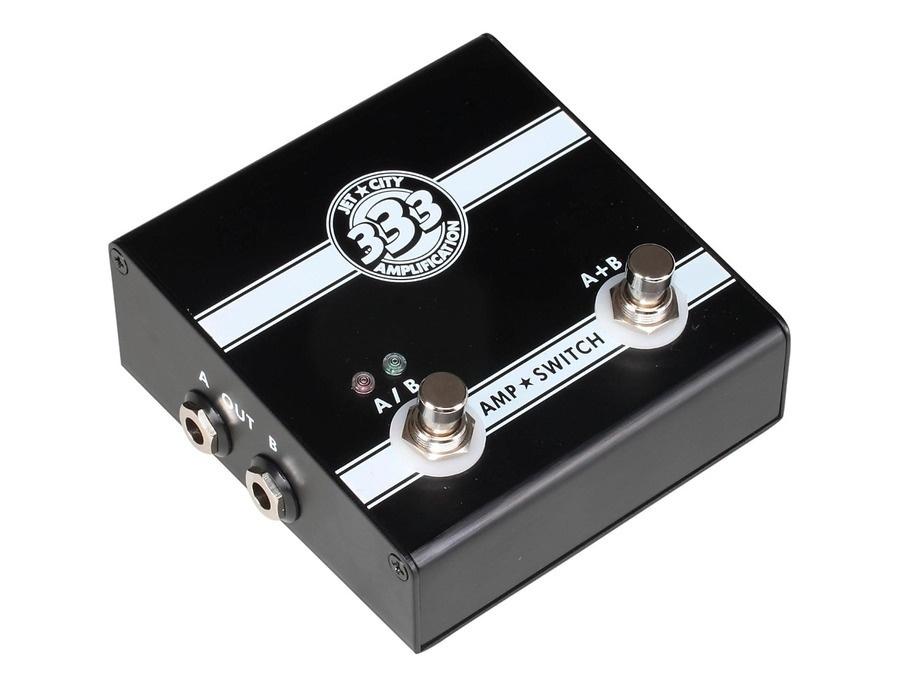Jet City Amplification AmpSwitch Amplifier Switcher