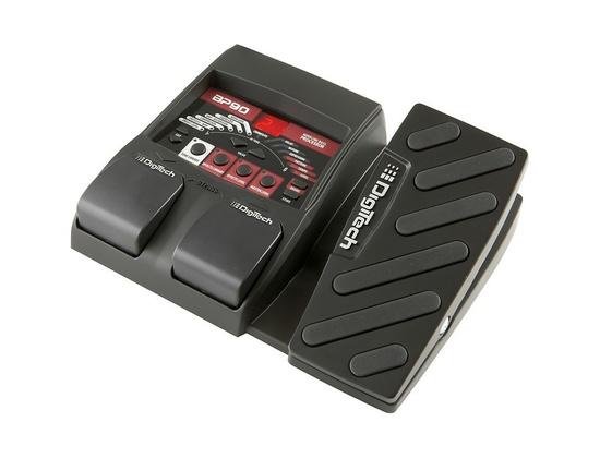 DigiTech BP90 Bass Modeling Multi Effects Processor