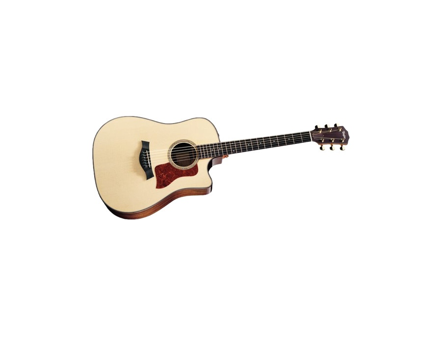 Taylor 710ce Dreadnought Cutaway Acoustic Electric Guitar