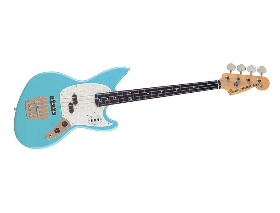 Fender JagStang Bass