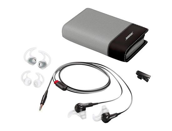 Bose SoundTrue In-Ear Headphones Black