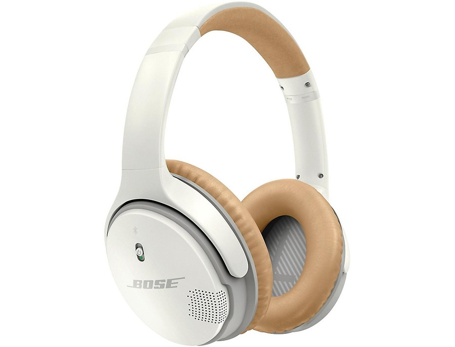Bose SoundLink Around-Ear Wireless Headphones White