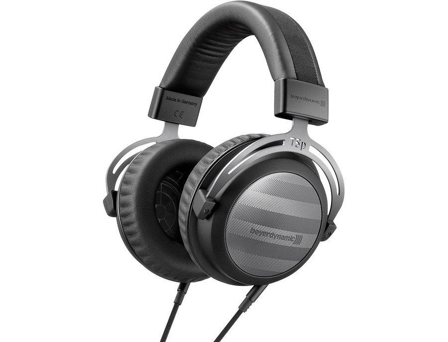 Beyerdynamic T5P (2nd Generation) Portable Audiophile Hi-Fi Headphones