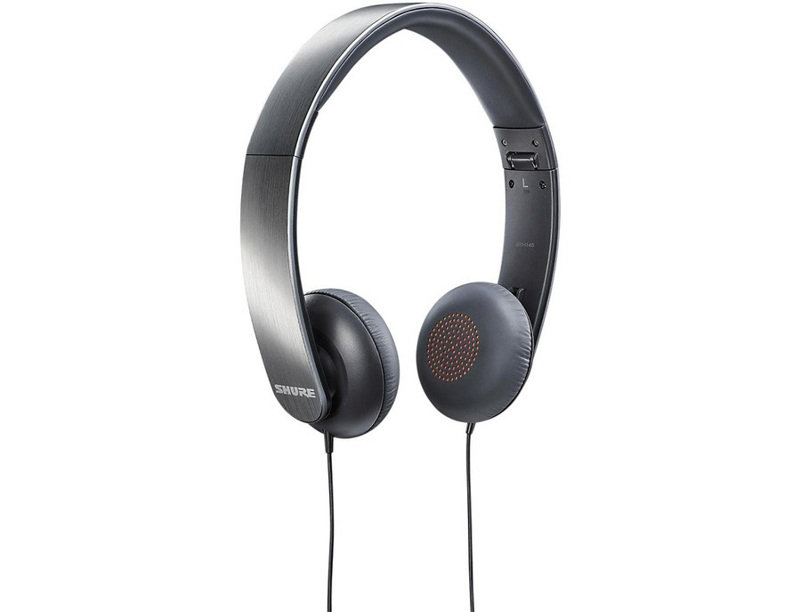 Shure SRH145 Portable Headphones