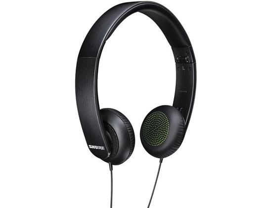 Shure SRH144 Portable Semi-Open Headphones