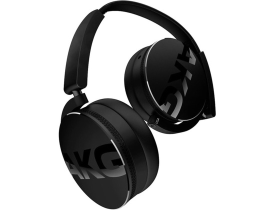 Akg Y50 On-Ear Headphone Black
