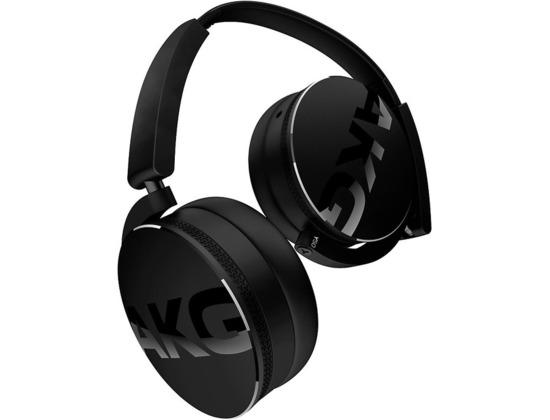 Akg Y50 On-Ear Headphone Black