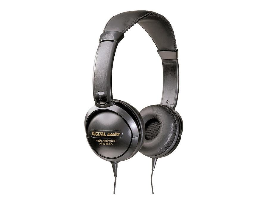 Audio-Technica ATH-M3X Headphones