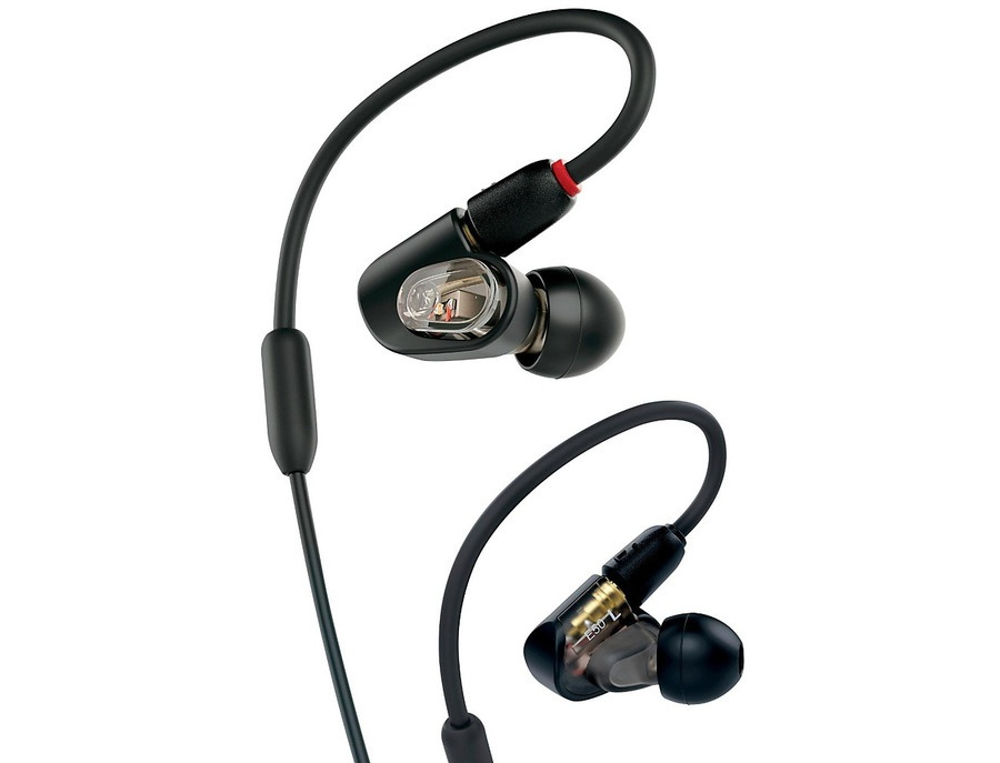 Audio-Technica ATH-E50 Professional In-Ear Monitor Headphones