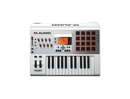 M-Audio Axiom AIR 25 25-Key USB MIDI Keyboard