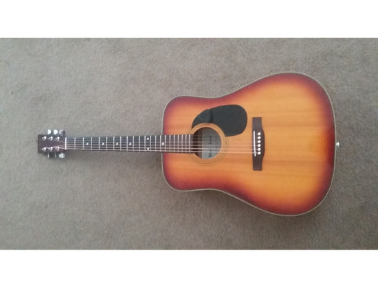 Wood Land Acoustic model: WG-2STS