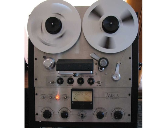 Ampex 351 Tape Machine